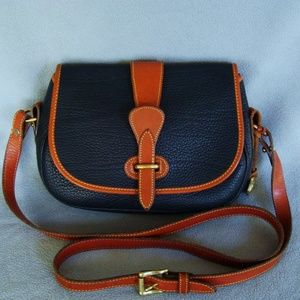 Dooney & Bourke Vintage Equestrian Cross body Bag